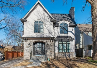 Winnetka Single Family Home New: 891 Spruce Street