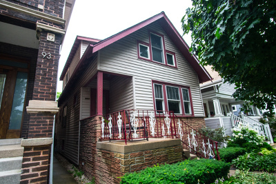 Oak Park Single Family Home For Sale: 932 South Euclid Avenue