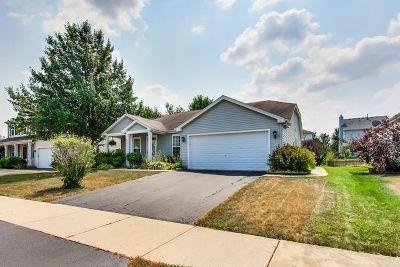 Aurora Single Family Home New: 2023 Fescue Drive