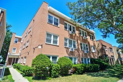 Condo/Townhouse New: 2724 West Berwyn Avenue #2B