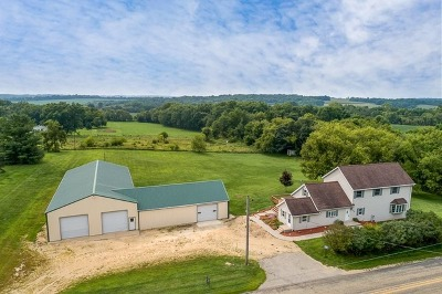 Ogle County Single Family Home For Sale: 9266 North Leaf River Road