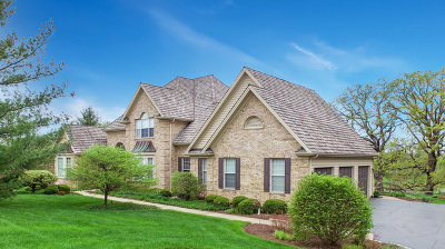 Mc Henry County Single Family Home New: 7705 Burr Oak Drive