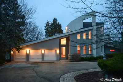 Barrington Single Family Home New: 24181 Grandview Drive