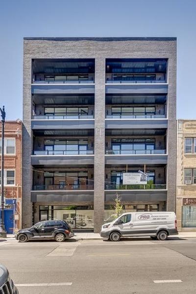 Condo/Townhouse For Sale: 2474 North Lincoln Avenue #4N