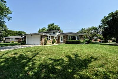 Alsip  Single Family Home For Sale: 4326 West 118th Place