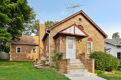 Lemont Single Family Home New: 726 Walnut Street