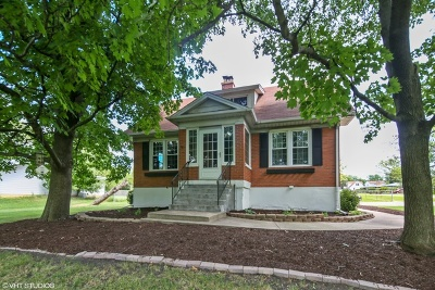 Lombard Single Family Home New: 564 West Harding Road
