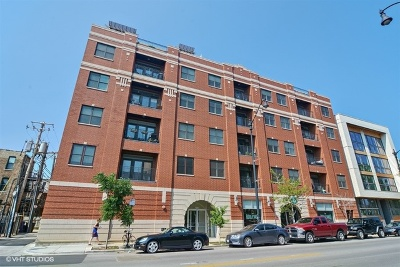 Condo/Townhouse For Sale: 2740 West Armitage Avenue #506S