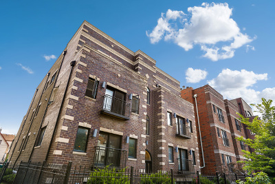 Condo/Townhouse New: 2455 West Foster Avenue #1