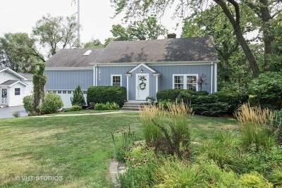Elmhurst Single Family Home Price Change: 15w173 Fillmore Street