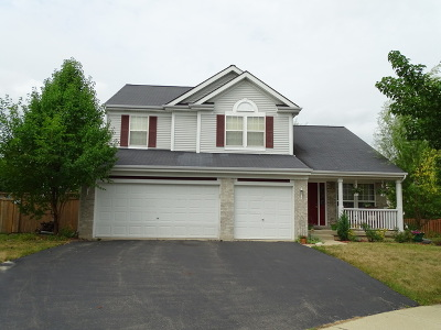 Plainfield Single Family Home New: 2009 Fieldstone Court