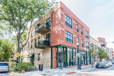 Condo/Townhouse For Sale: 2360 North Janssen Avenue #2C