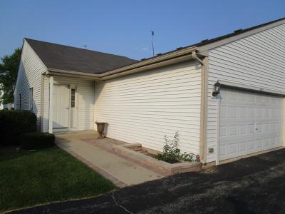 Mc Henry County Condo/Townhouse New: 457 Andrea Court