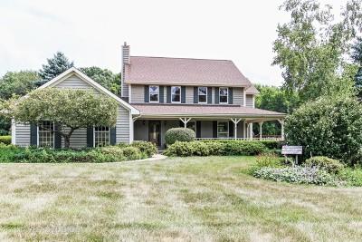 Mc Henry County Single Family Home New: 6218 Johnsburg Road