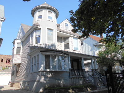 Chicago Single Family Home New: 7126 South Euclid Avenue