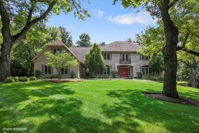 Barrington Single Family Home For Sale: 28 Burning Oak Trail
