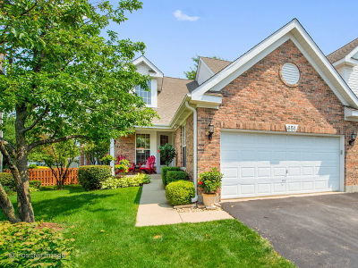 Westmont Condo/Townhouse For Sale: 651 Citadel Drive