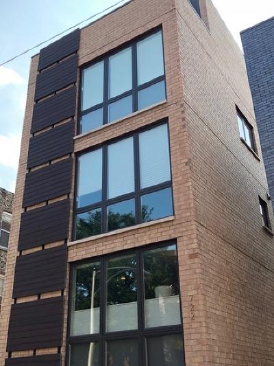 Condo/Townhouse New: 722 North Ada Street #3