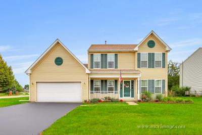 Oswego Single Family Home New: 222 Thornbury Drive