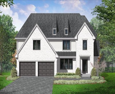 Palatine Single Family Home New: 4530 Fairfax Avenue