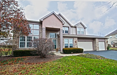 Libertyville Single Family Home For Sale: 14450 Waterford Court