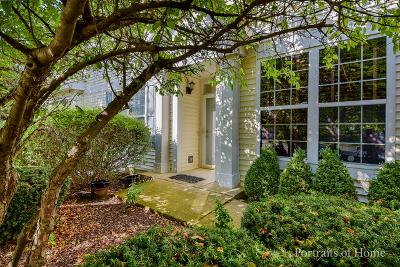 Carol Stream Condo/Townhouse New: 330 Woodhill Drive