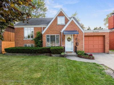 La Grange Park Single Family Home Price Change: 1224 North Maple Avenue
