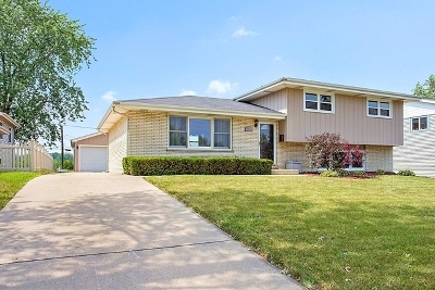 Orland Park Rental For Rent: 15202 Hilltop Drive