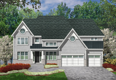 Palatine Single Family Home New: 4560 Fairfax Avenue