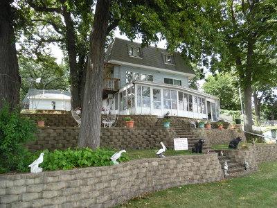 Fox Lake Single Family Home For Sale: 169 Riverside Island Drive
