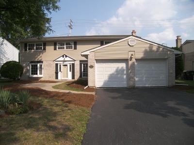 Arlington Heights Single Family Home New: 1411 South Evergreen Avenue