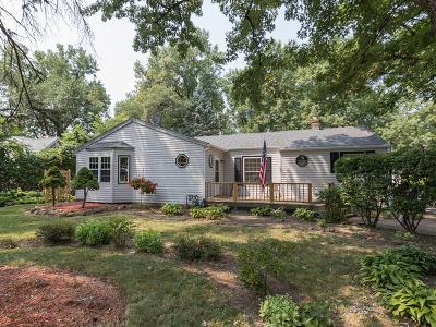 Carol Stream Single Family Home New: 1n126 Franklin Street