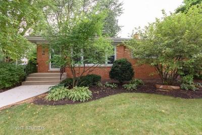 Arlington Heights Single Family Home New: 344 South Prindle Avenue