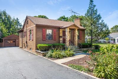 Naperville Single Family Home New: 830 East Hillside Road