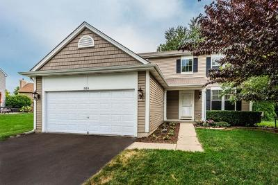 South Elgin Single Family Home New: 509 Arbor Lane