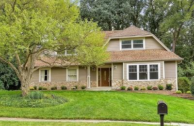 Wheaton Single Family Home New: 25w731 Red Maple Lane