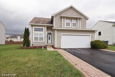 Matteson Single Family Home New: 141 Moonlight Road