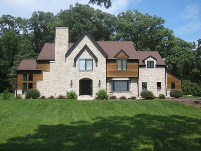 Elburn Single Family Home New: 43w842 Main Street Road