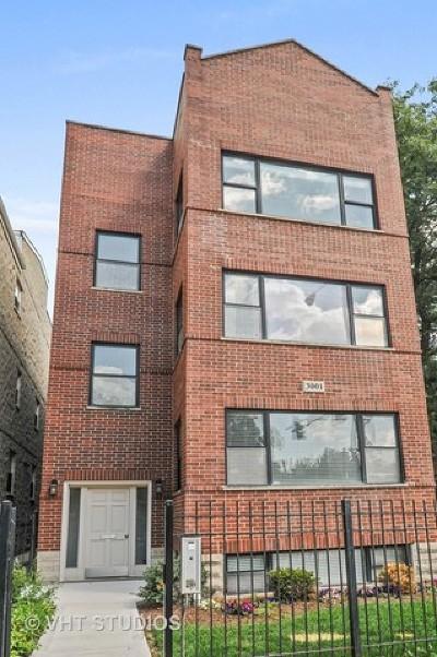 Chicago Condo/Townhouse New: 3001 North Damen Avenue #3