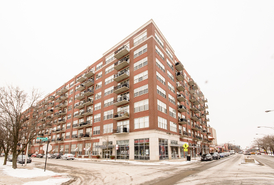 Chicago Condo/Townhouse New: 6 South Laflin Street #907