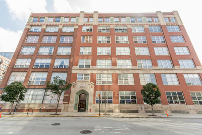 Chicago Condo/Townhouse New: 333 South Des Plaines Street #315