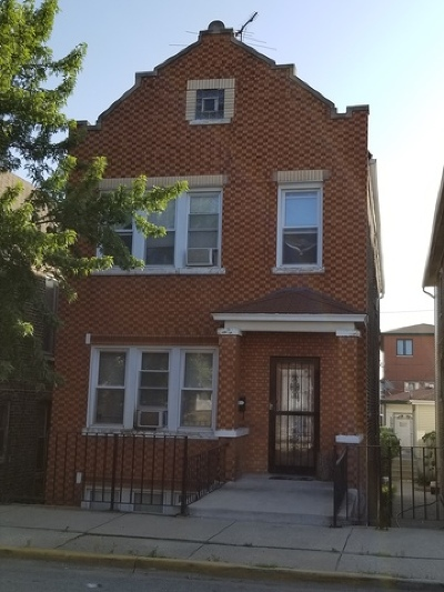 Chicago Multi Family Home New: 2930 South Bonfield Street