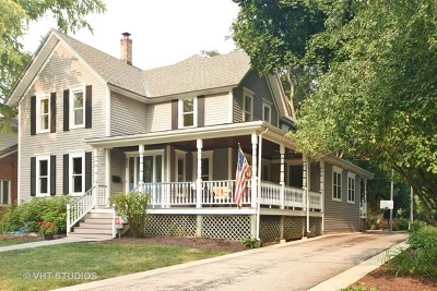 Barrington Single Family Home For Sale: 435 North Avenue
