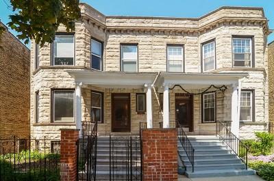 Multi Family Home New: 3744 North Racine Avenue