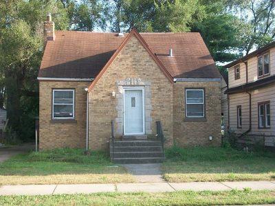 Calumet City Single Family Home New: 139 155th Street