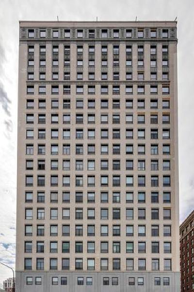 Condo/Townhouse New: 910 South Michigan Avenue #705