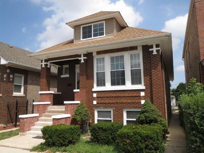 Cicero Single Family Home New: 2219 South Austin Boulevard