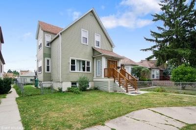 Chicago Multi Family Home New: 5507 North Monitor Avenue