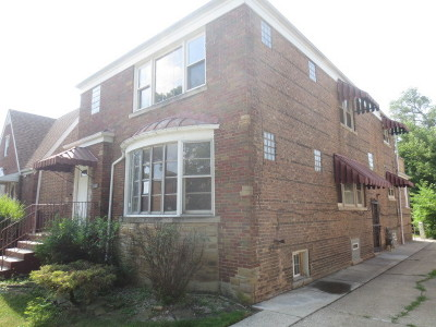 Chicago Multi Family Home New: 5127 West Gladys Avenue