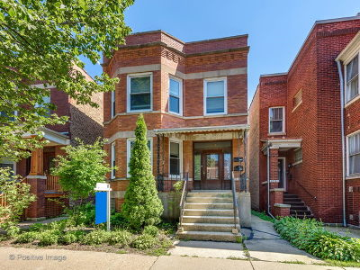 Chicago Rental New: 2215 West Addison Street #1